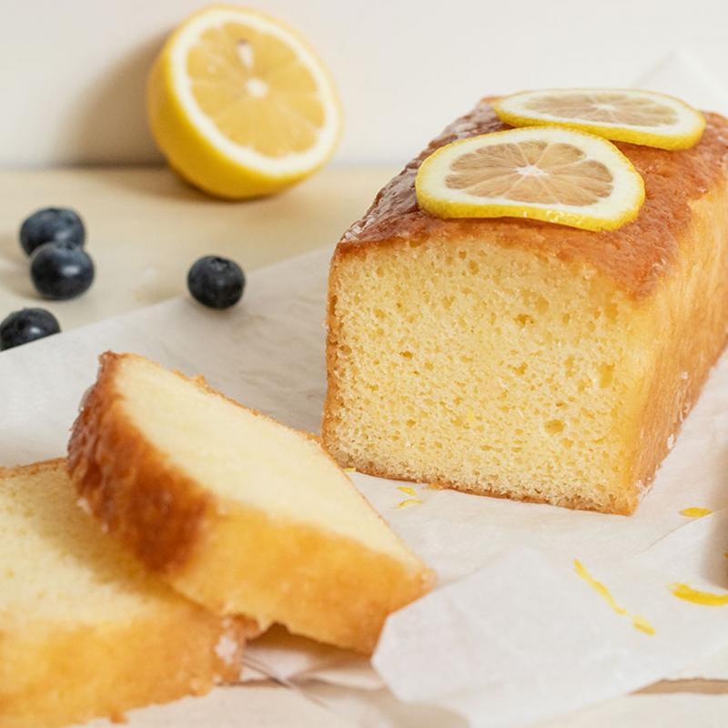 檸檬酪乳蛋糕 / Lemon Cake
