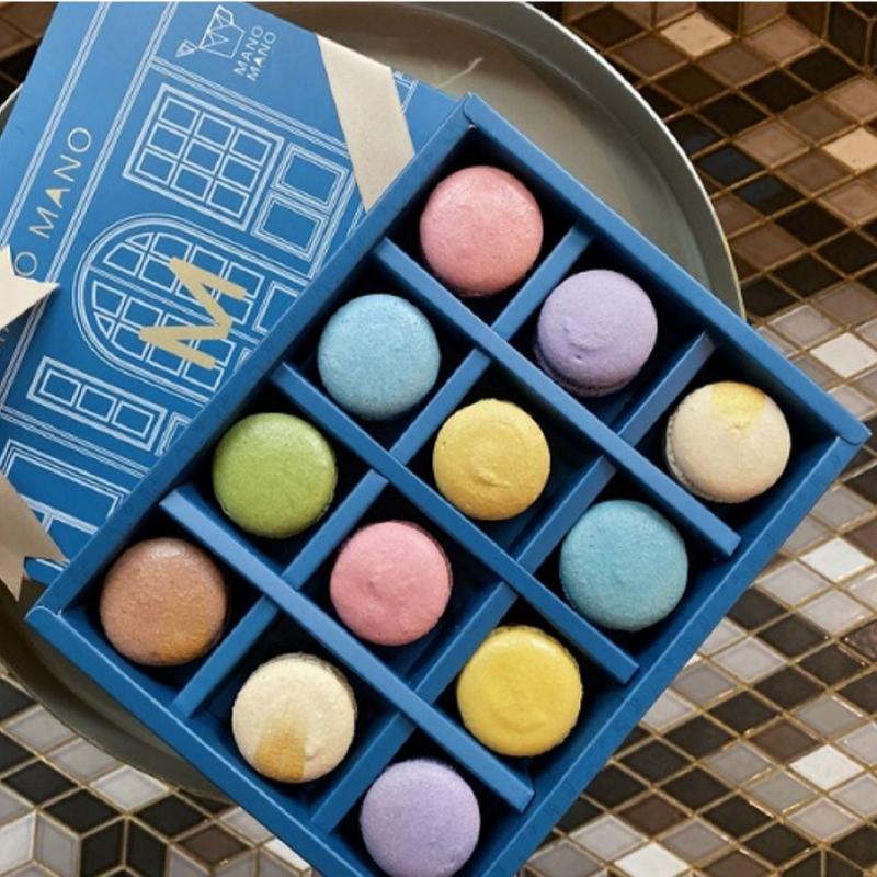 法式手工馬卡龍禮盒 / Macaron GIft Box