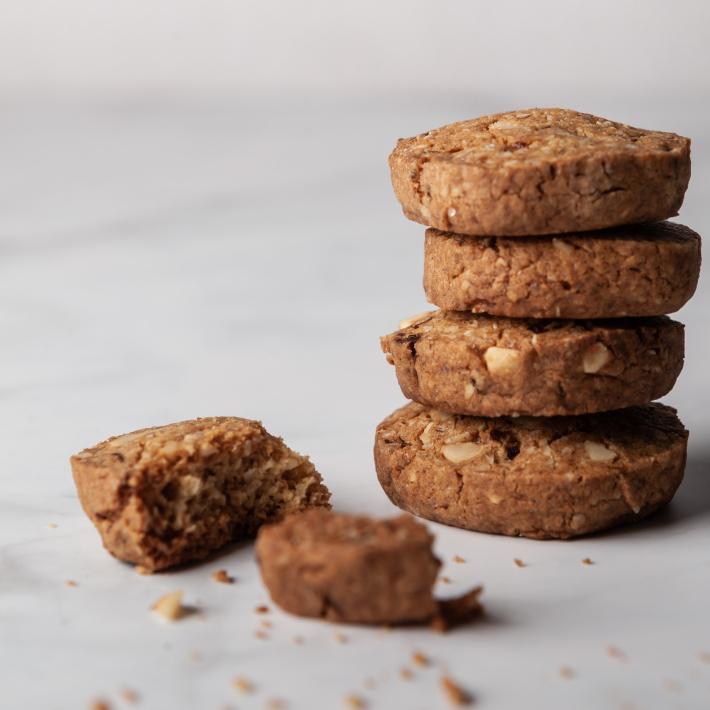 雪花堅果手工餅乾 / Snowflake Cookies