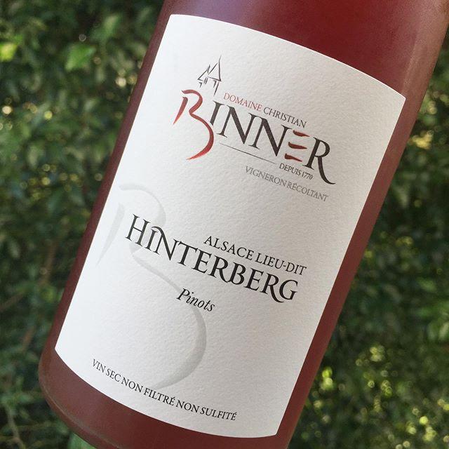 法國 阿爾薩斯 HINTERBERG PINOTS 皮諾家族大混釀 橘酒