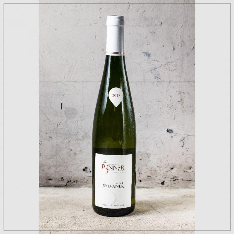 法國 阿爾薩斯 SYLVANER 2017 白酒