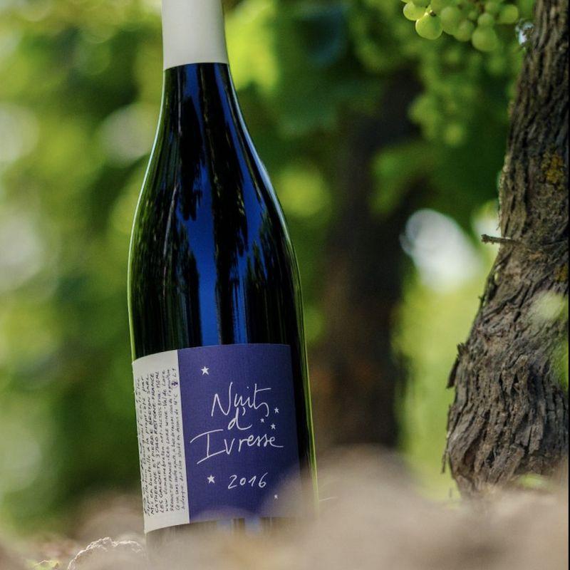 法國 羅亞爾河 BOURGUEIL, NUIT D'IVRESSE 2017 紅酒