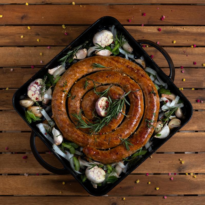 (買1送1)CHEZ BIX西班牙手工香腸 / Chorizo Sausage