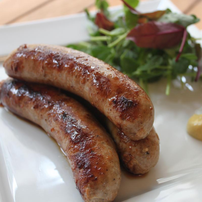 (買1贈1)CHEZ BIX洋蔥手工肉腸 / Onion Sausage0