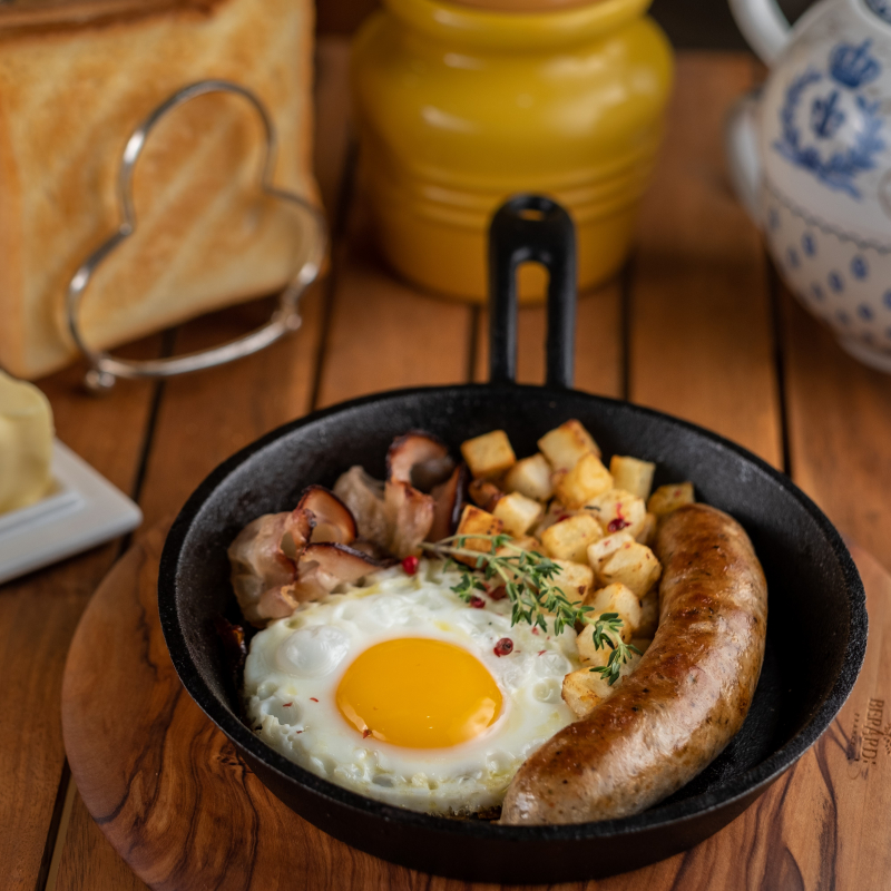 (買1送1) CHEZ BIX原味手工肉腸 / Regular Sausage