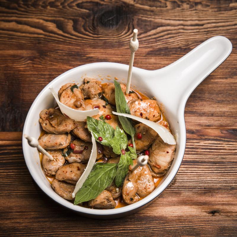 辣味肉腸手工香腸/Spicy Sausage