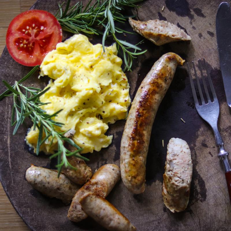 普羅旺斯香草手工香腸 / Herbs Sausage