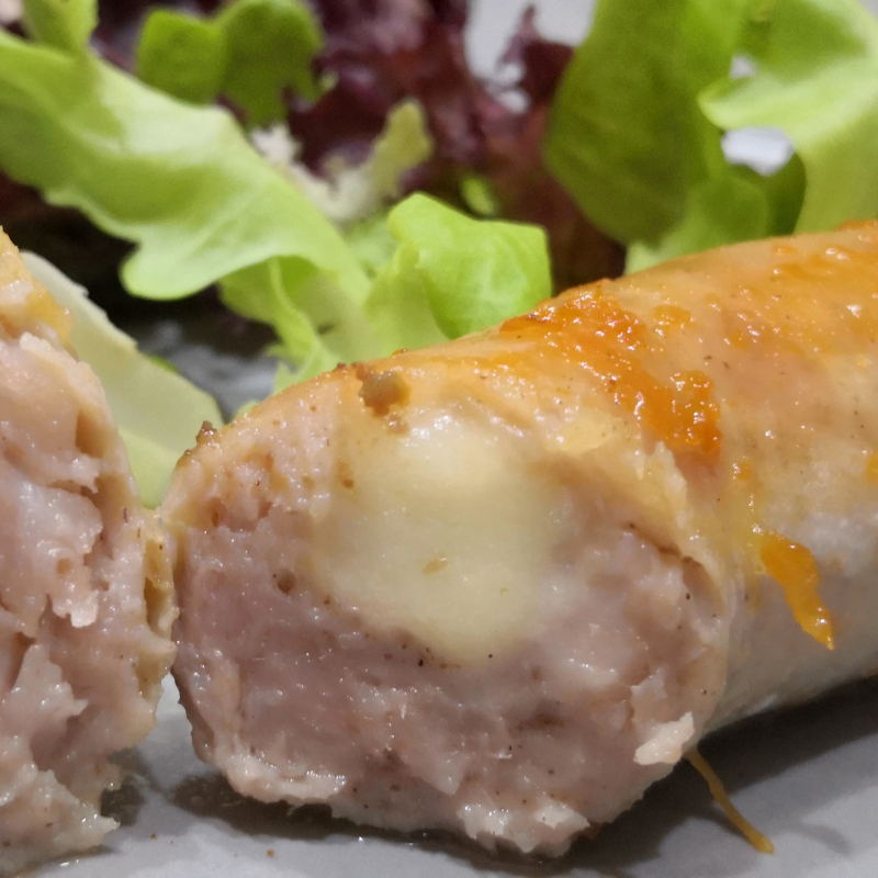 (2包)法國起司手工香腸 / cheese Sausage