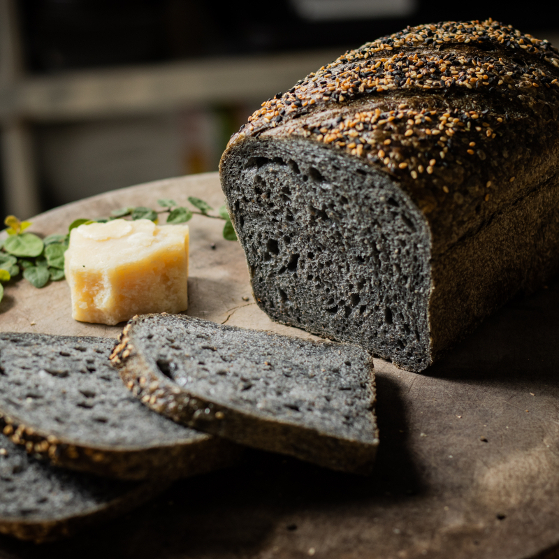 3種風味罐 + 竹炭酸麵包優惠組 / 3 Jars + Charcoal Black Bread