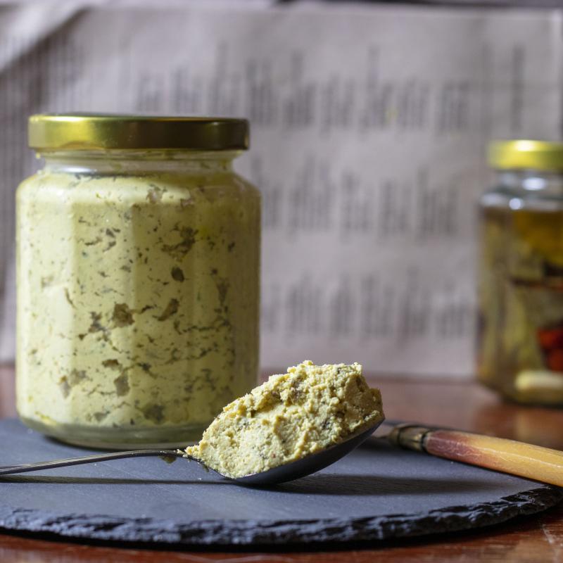 純素堅果起司醬 /Vegan Nutty Cheese Spread