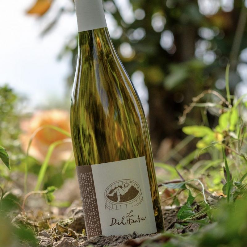 法國 羅亞爾河 Vouvray AOC La Dilettante SEC. 2018 白酒