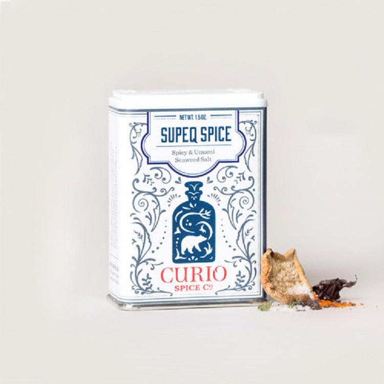 Curio Spice Co. 杜斯海藻鮮味鹽