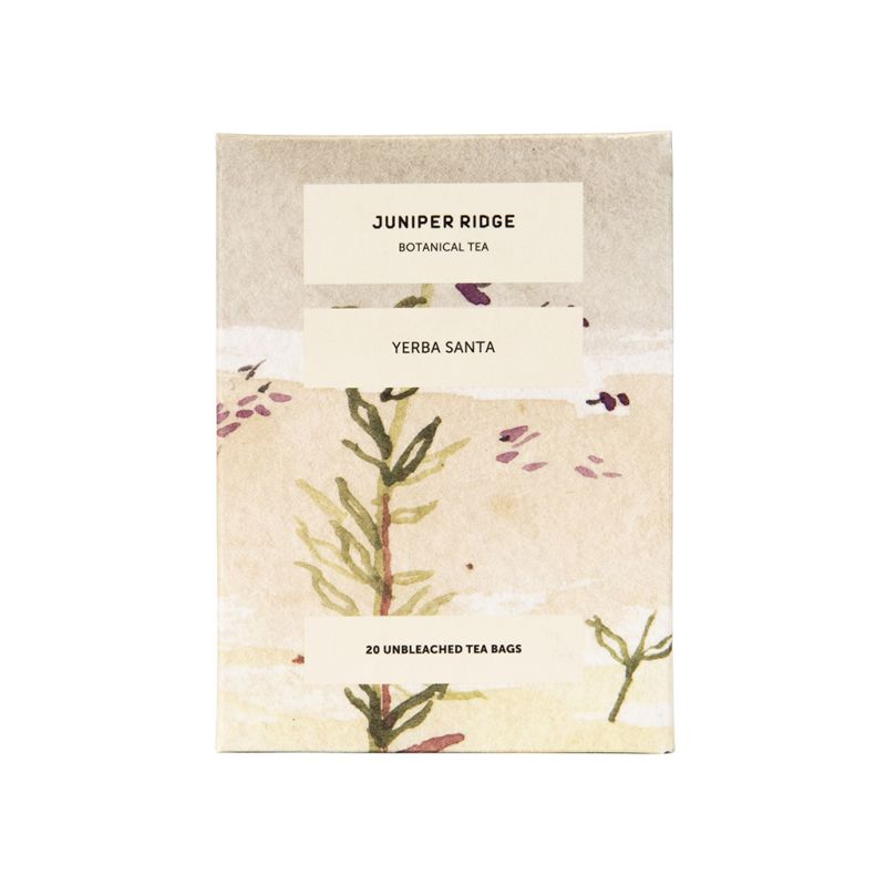 Juniper Ridge 山海凜茶 ─ 北美聖草