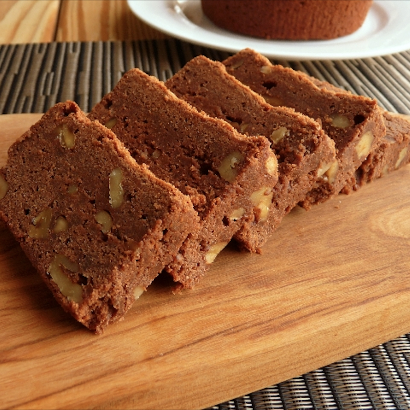 經典巧克力布朗尼蛋糕 / chocolate brownie
