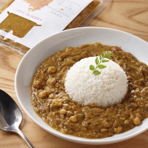 扁豆咖哩 / Mixed Dhal Curry