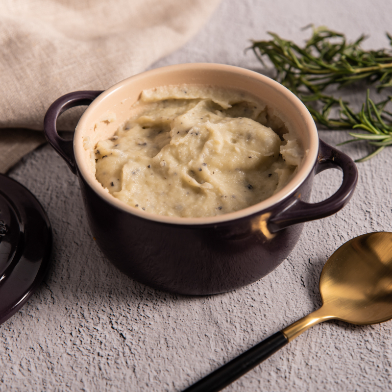 法式松露洋芋泥 / French-Style mashed potatoes with Truffle