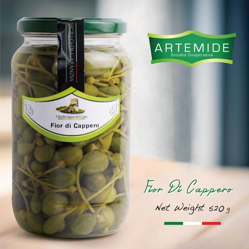 義大利帶梗酸豆