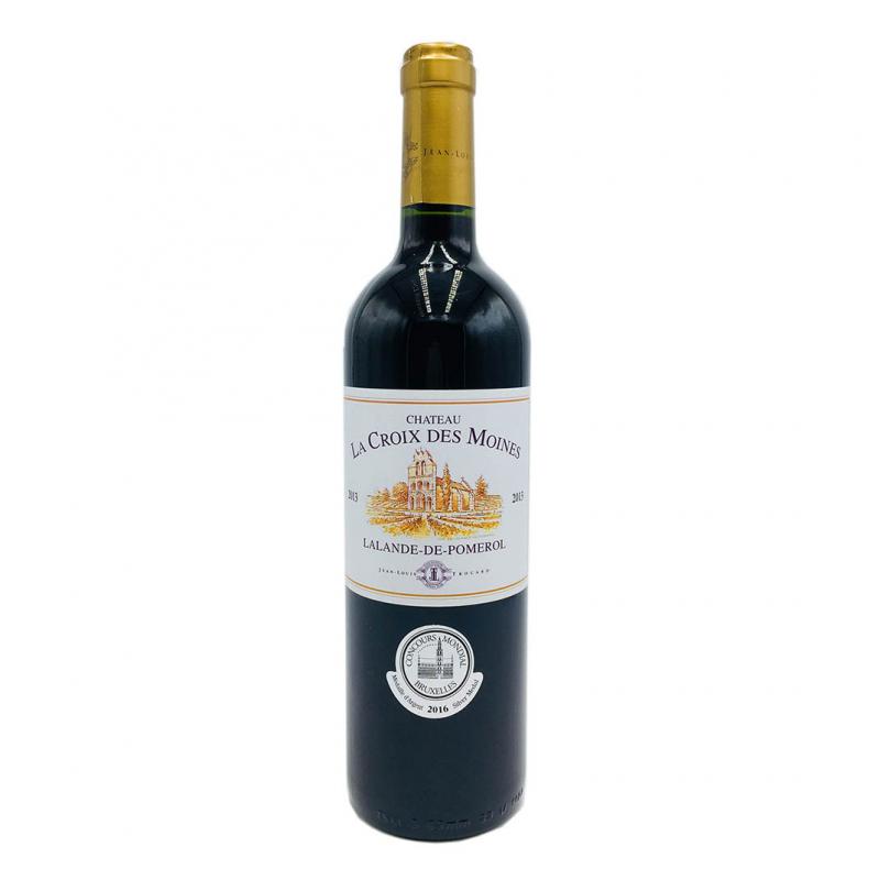 波美侯莫茵堡紅葡萄酒 Chateau La Croix des Moines 2013
