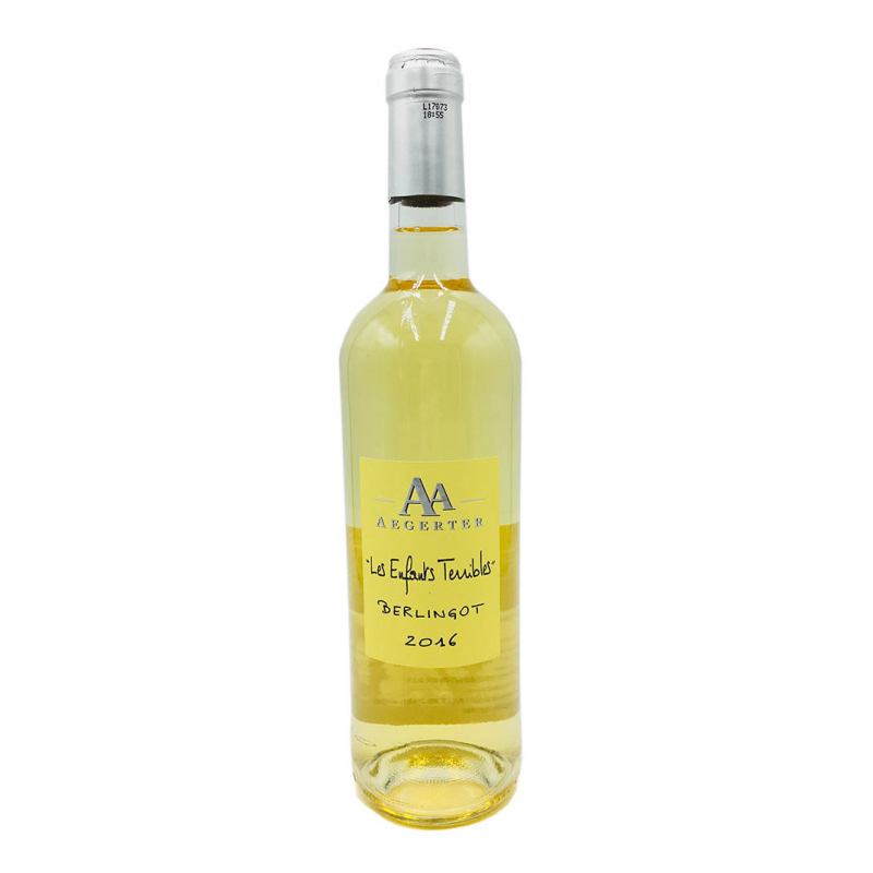 安傑特德赫甜白葡萄酒 Berlingot Les Enfants Terribles Côtes de Bergerac Moelleux 2016
