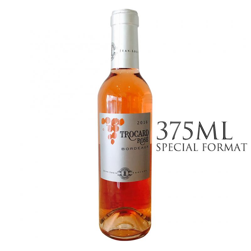 波爾多托卡粉紅葡萄酒 Trocard Rosé Bordeaux 2016