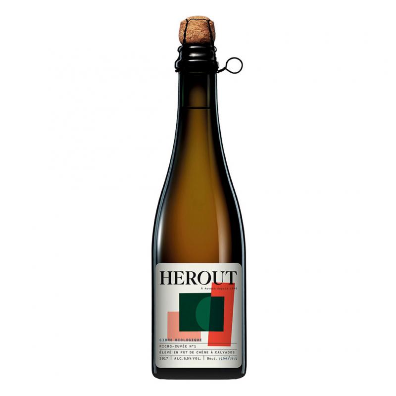 席德康坦丁特級蘋果氣泡酒 Cidre Cotentin Micro Cuveé N°1 Brut