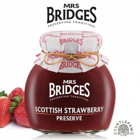 英橋夫人   蘇格蘭草莓果醬 (大)340g
