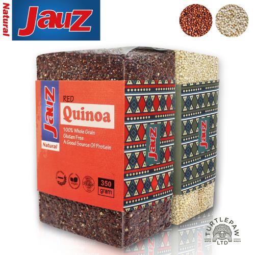 【JAUZ喬斯】紅藜麥2+白藜麥2  共4包