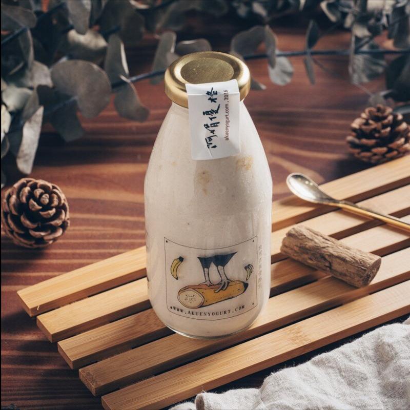 香蕉優酪乳 (320g)