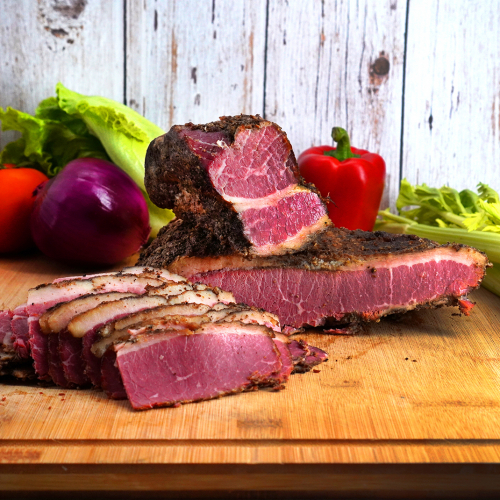 蒙特婁燻牛肉 / Montreal Smoked Meat