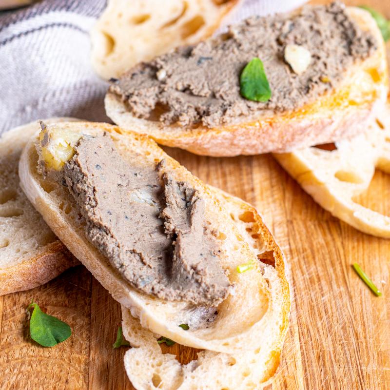 法式雞肝手工抹醬 / Chicken Liver Paste