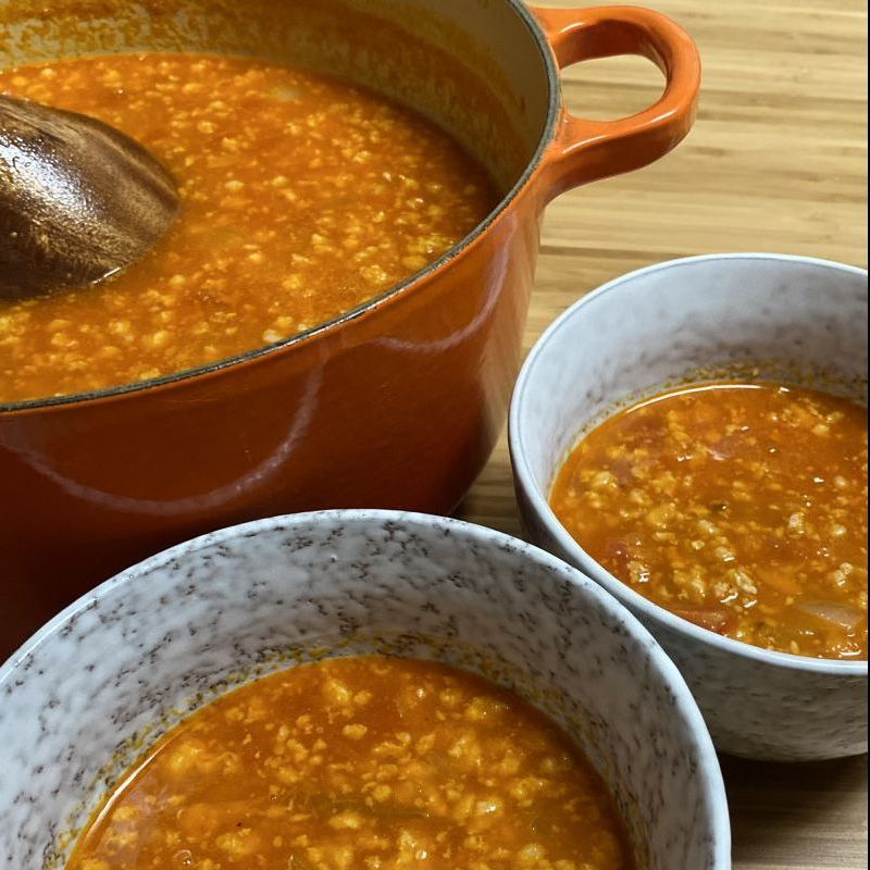 南法鄉村番茄豬肉香料湯