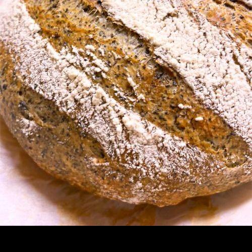JOYCE歐式黑芝麻鄉村麵包