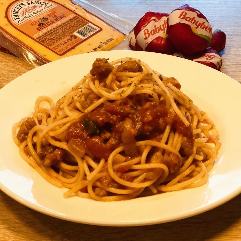義大利番茄素肉麵