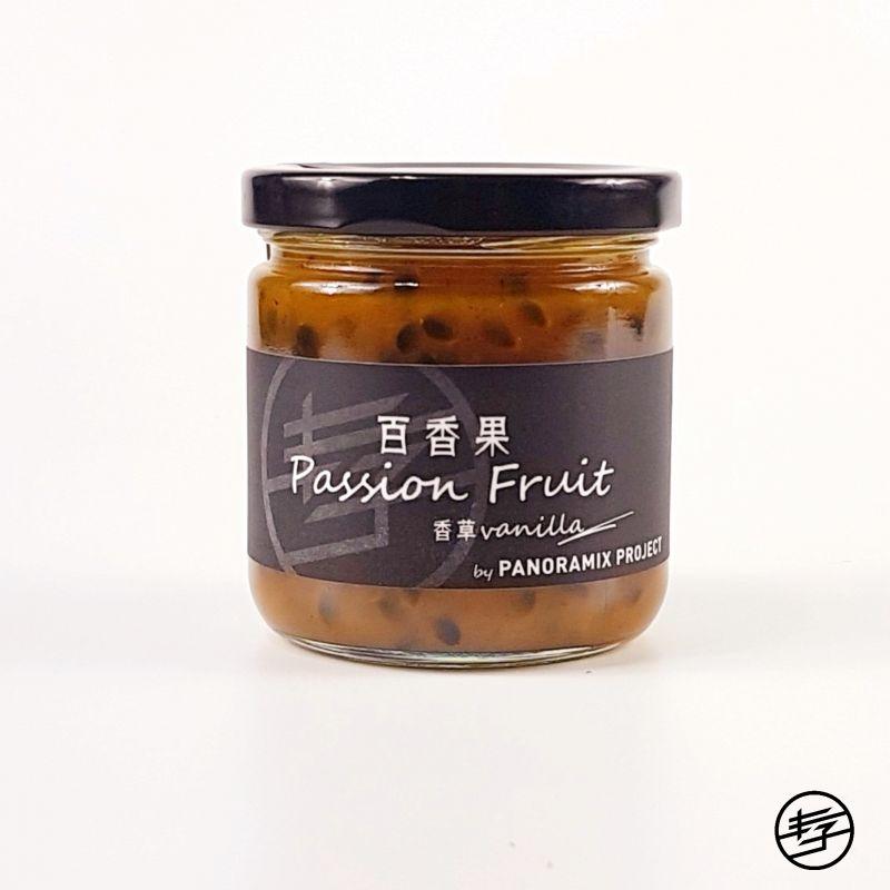 百香果香草果醬
