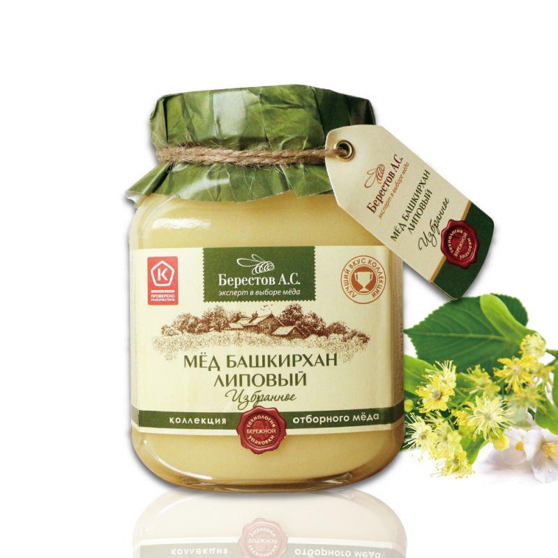 優質天然椴樹生蜂蜜 (500g)