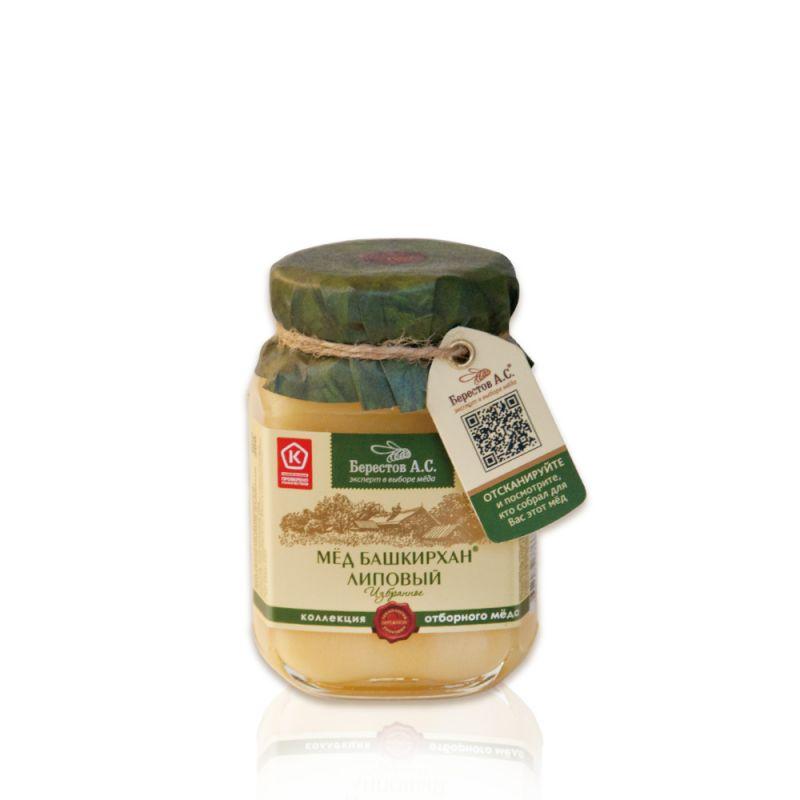 優質天然椴樹生蜂蜜 (200g)