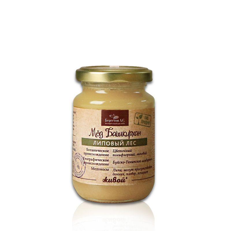 天然能量椴樹生蜂蜜(240g)