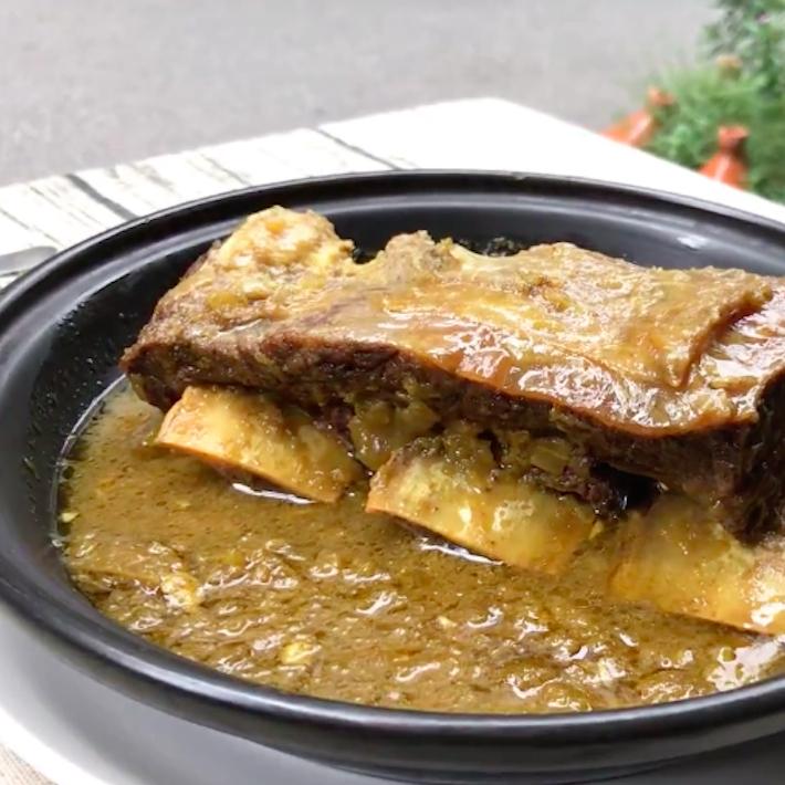 香料慢燉牛肋排雙人份 /  stewed beef ribs