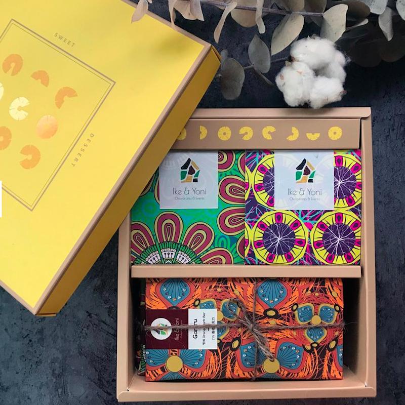 新年優惠|生巧克力 x 巧克力Bars 禮盒組