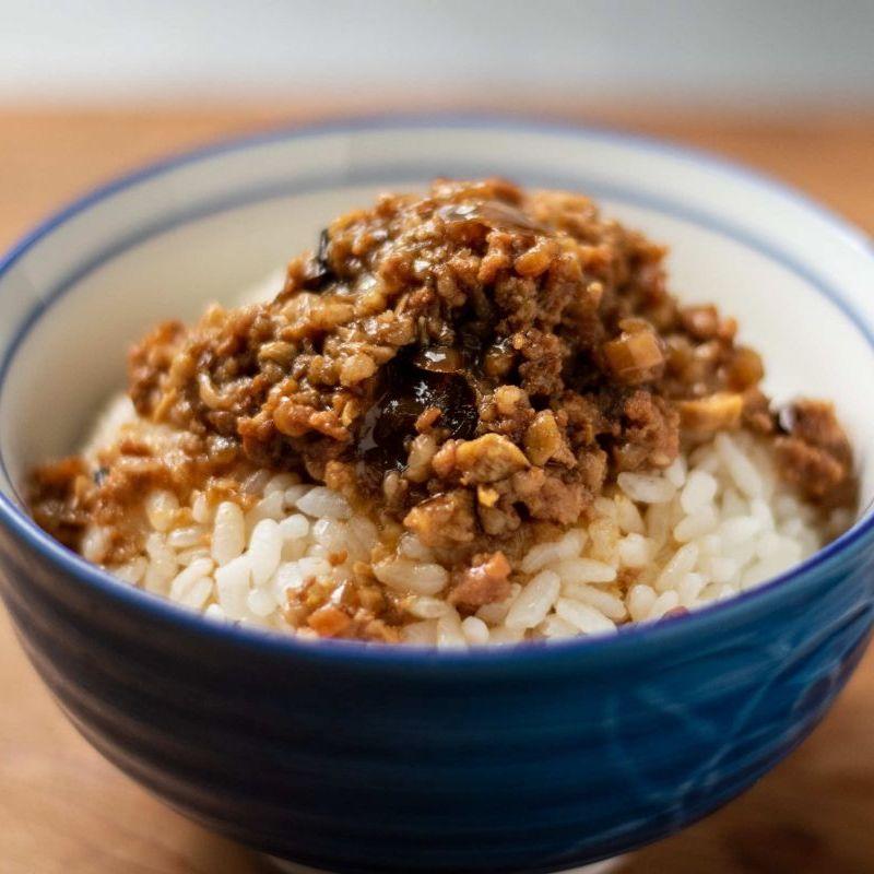 台式精燉肉燥